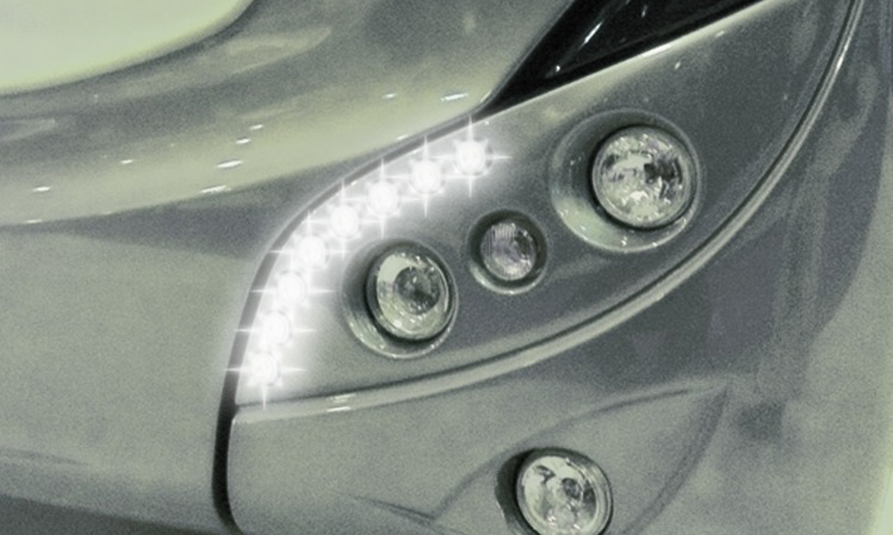 New daytime running lamps introduced