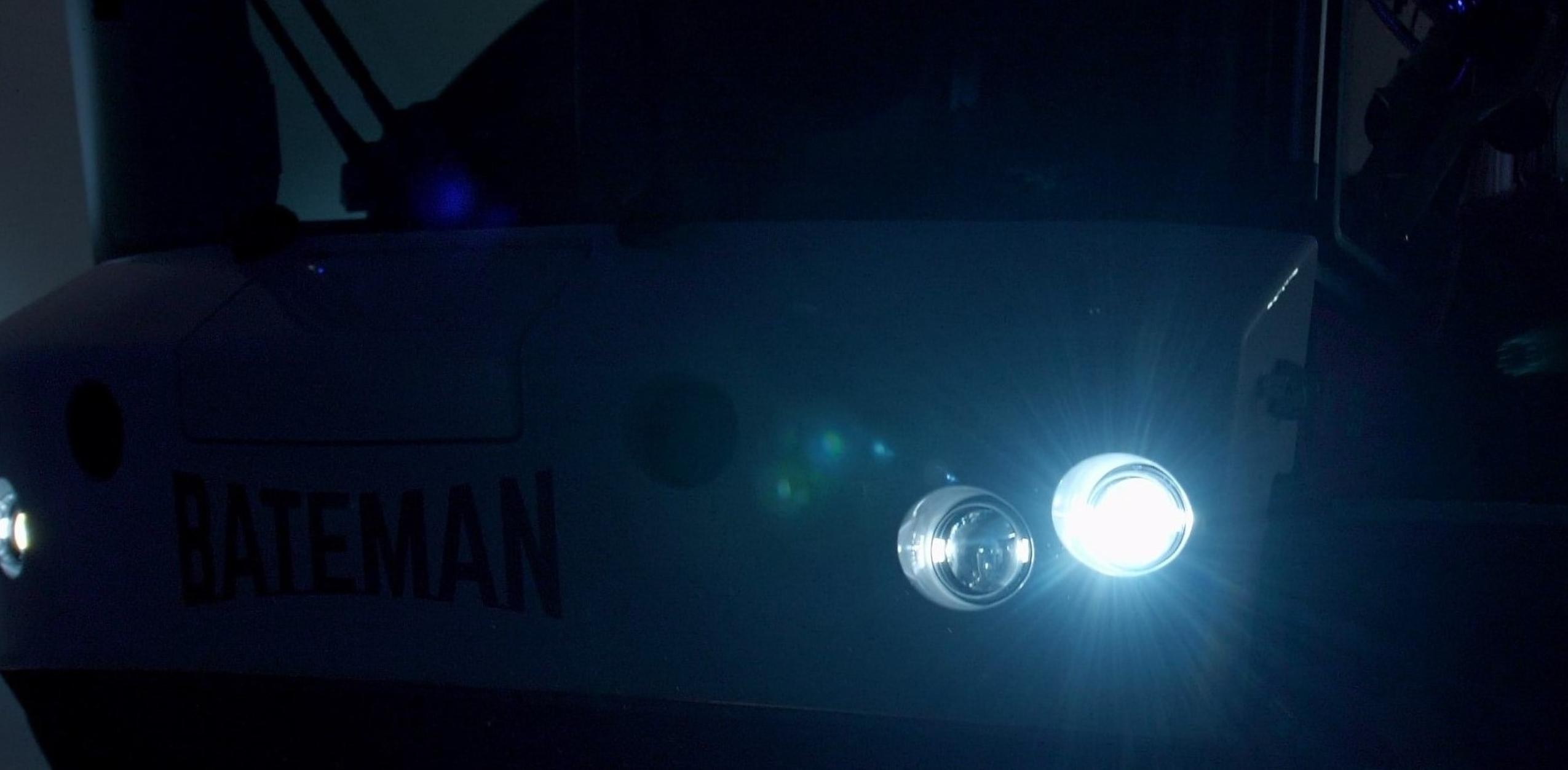 Bateman with venta lighting product